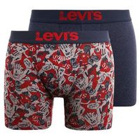 Levi's® 200SF EMOJI PRINT BOXER 2 PACK Panty red/navy, 971040001