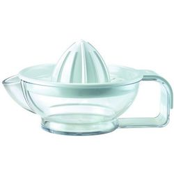 Guzzini Wyciskacz do cytrusów z pojemnikiem kitchen biały gu-16782011 (8008392118596)