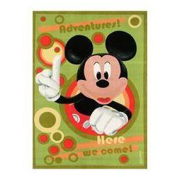 Akrylowy dywan Myszka Miki Club House 160x230 prostokątny / Gwarancja 24m / NAJTAŃSZA WYSYŁKA!