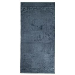 Jahu Ręcznik bambus Hanoi ciemnoszary, 50 x 100 cm