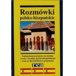 Rozmówki polsko - hiszpańskie ze słowniczkiem turystycznym, książka w oprawie miękkej