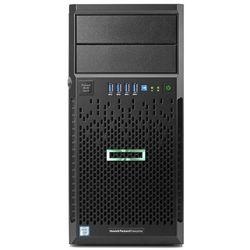 HPE Proliant ML30 Gen9 831068-425 - Intel Xeon E3 1220 v5 / 8 GB / 2x 1000 GB / DVD+/-RW / pakiet usług i