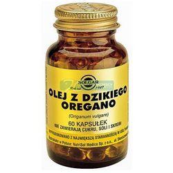 SOLGAR Olej z dzikiego oregano kaps. - 60 kaps. - sprawdź w wybranym sklepie