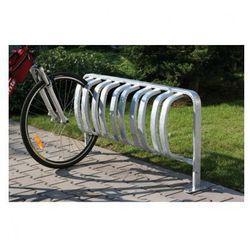 Jednostronny stojak na rowery - 5 rowerów, do kotwienia od producenta B2b partner