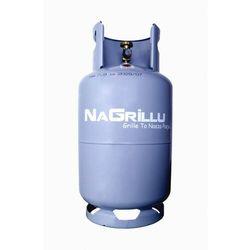 Butla gazowa NaGrillu lekka 11 KG Propan | Pusta (5902553402919)