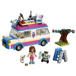 41333 FURGONETKA OLIVII (Olivia's Mission Vehicle) KLOCKI LEGO FRIENDS