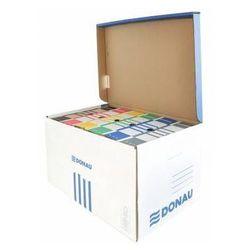 Pudło do archiwizacji DONAU 560*370*315mm niebieskie - X07621, NB-5614