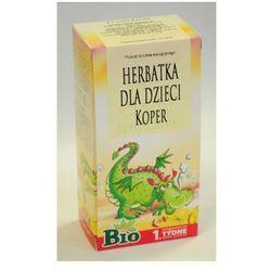 Herbatka dla dzieci koper włoski bio od 1 tyg.20 x 1,5 g , marki Apotheke