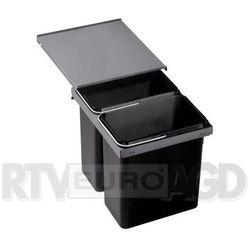 Sortownik odpadów, kosz na śmieci, podwójny BLANCO FLEXON 40/2 (516597) - produkt z kategorii- Kosze na śm