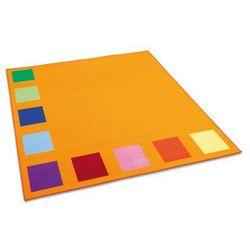 Dywan kwadraty do pokoju dziecka - produkt z kategorii- Dywany dla dzieci