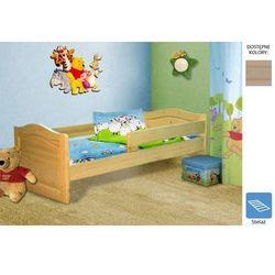 łóżko dziecięce beata 80 x 160 marki Frankhauer