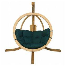 Producent: elior Zielony fotel wiszący na taras - parys 2x