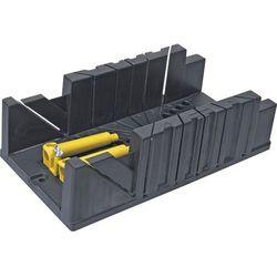 Skrzynka uciosowa TOPEX 10A848 plastikowa z zaciskami 320 x 120 x 75 mm (5902062103079)