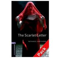 OXFORD BOOKWORMS LIBRARY New Edition 4 THE SCARLET LETTER with AUDIO CD PACK (ISBN 9780194793230)