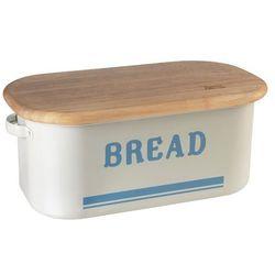 Jamie oliver  - chlebak z deską do krojenia wymiary: 44 x 25 cm