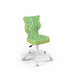 Krzesło dziecięce na wzrost 119-142cm Petit biały ST29 rozmiar 3
