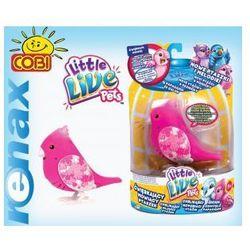 Little Live Pets Ptaszek Różowy Płatek od COBI - produkt dostępny w SKLEP Z ZABAWKAMI RENAX