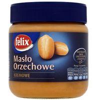 FELIX 350g Kremowe Masło orzechowe   DARMOWA DOSTAWA OD 150 ZŁ! - produkt z kategorii- Masła orzechowe, kak