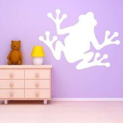 Wally - piękno dekoracji Tablica suchościeralna 035 żaba