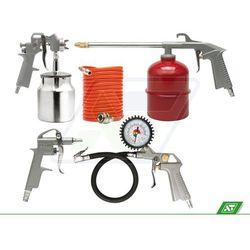 Zestaw lakierniczy Vorel 81637 5 części z kategorii Pistolety do malowania
