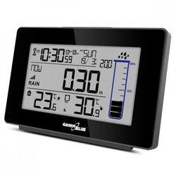Greenblue stacja pogody bezprzewodowa ilość opadów gb541 dcf