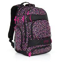 Plecak młodzieżowy  hit 862 h - pink marki Topgal