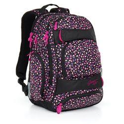 Plecak młodzieżowy  hit 862 h - pink, marki Topgal