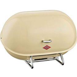 Wesco SINGLE BreadBoy Chlebak - Pojemnik na Pieczywo - Beżowy - produkt z kategorii- Chlebaki