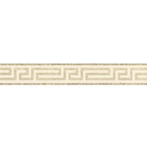 PALACE LIVING GOLD Fascia Greca Levigata Almond 5,7 x 39,4 (P-25) - produkt dostępny w 7i9.pl Wszystko  Dla D