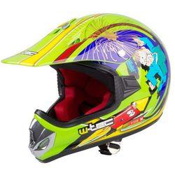 Młodzieżowy kask motocyklowy W-TEC V310 - sprawdź w wybranym sklepie