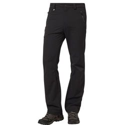 Salomon WAYFARER WINTER Spodnie materiałowe black