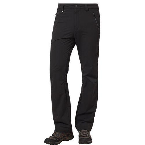 WAYFARER WINTER Spodnie materiałowe black, marki Salomon do zakupu w Zalando.pl