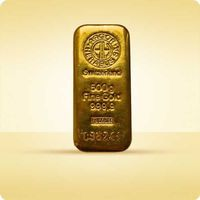 Pamp, argor-heraeus 500 g sztabka złota - 15 dni roboczych