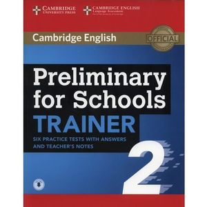 APT Preliminary for Schools Trainer 2 - Cambridge University Press, CAMBRIDGE UNIVERSITY PRESS