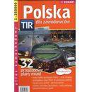 Polska TIR dla zawodowców. Atlas samochodowy 1:250 000, DEMART