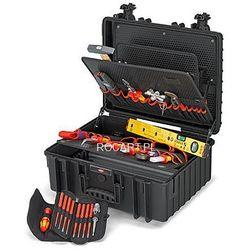"""00 21 36 walizka narzędziowa """"robust34"""" dla elektryków marki Knipex"""