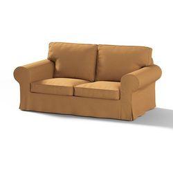 Dekoria Pokrowiec na sofę Ektorp 2-osobową, nierozkładaną, kakaowy szenil, Sofa Ektorp 2-osobowa, Living