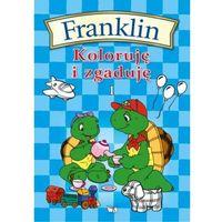 Franklin Koloruję i zgaduję 1, DEBIT