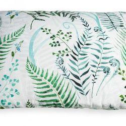 bambusowa poduszka 30/40 liście paproci marki Woodlook