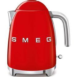 Czajnik SMEG KLF03RDEU czerwony z serii SDA 50'S STYLE
