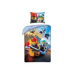 Pościel chłopięca 1y37ng marki Lego