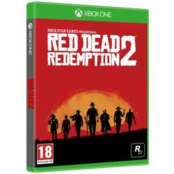 Red Dead Redemption 2 z kategorii [gry Xbox One]