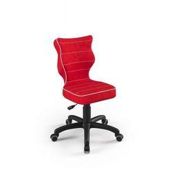 Entelo Krzesło dziecięce na wzrost 119-142cm petit black vs09 rozmiar 3