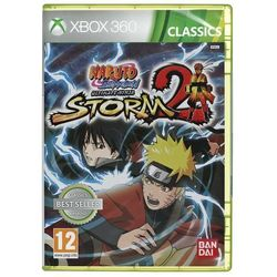 Gra Naruto Shippuden Ultimate Ninja Storm 2 z kategorii: gry XBOX 360