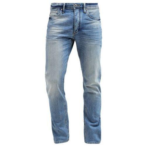 Jack & Jones JJIMIKE JJORIGINAL Jeansy Straight leg blue denim z kategorii spodnie męskie