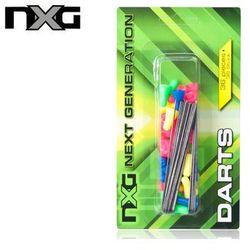 Strzałki do dmuchawki NXG Blow Gun - 36 szt.