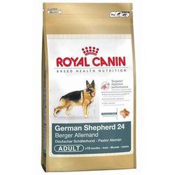 Royal canin  german shepherd 24 adult  (3 kg)