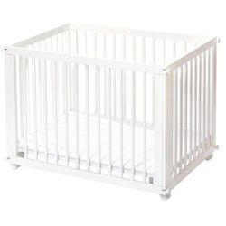 easy baby Kojec Sleep & Play biały + Materac - produkt z kategorii- Kojce