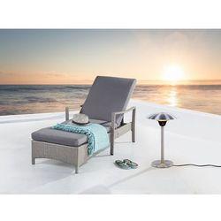 Elektryczny promiennik ogrodowy - ogrzewacz stojący - grzybek - ETNA (7081455971032)
