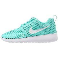 Nike Sportswear ROSHE ONE FLIGHT WEIGHT Tenisówki i Trampki hyper turquoise/white z kategorii buty sportowe d
